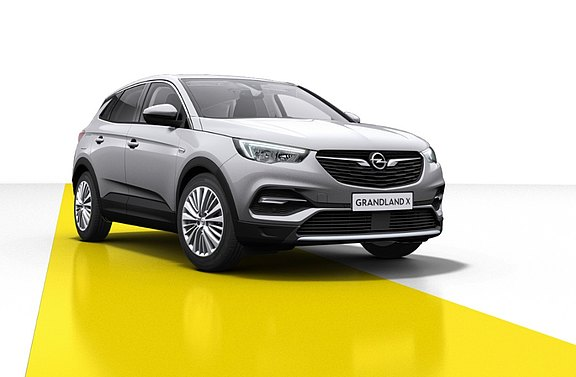 Opel Grandland X Edition in Grau